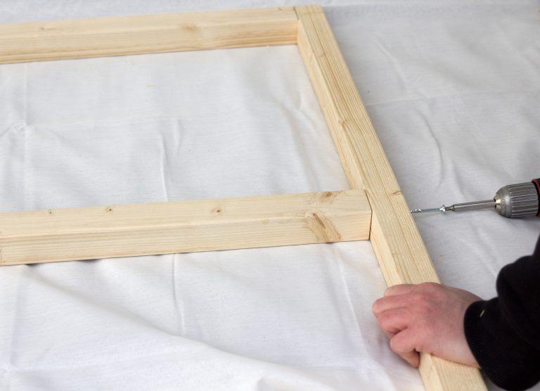 bygga planteringsbord